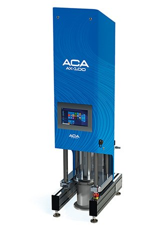 ACA AX-100 Ultra high shear viscometer