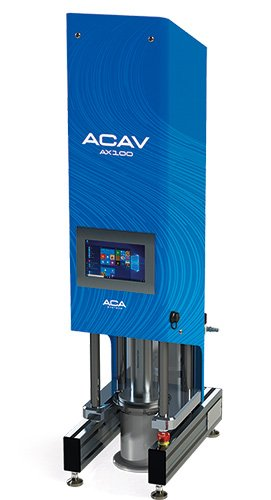 ACAV AX100 Ultra high shear viscometer