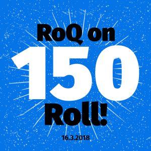 RoQ 150 units sold