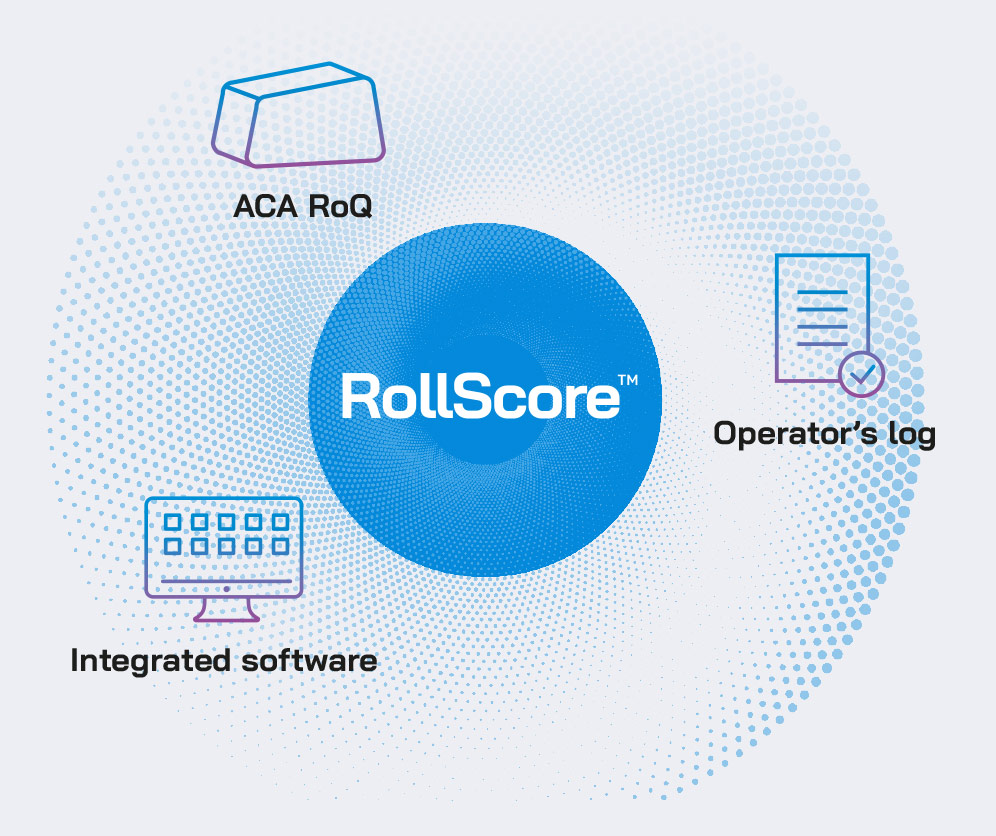 rollscore analyzer for roll industry