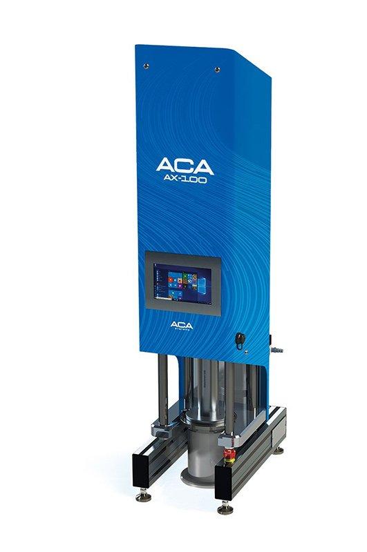 ACA AX-100 capillary viscometer