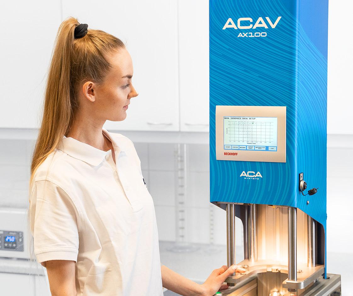 Sappi ACA Systems ultra high-capillary-viscometer modern analytics