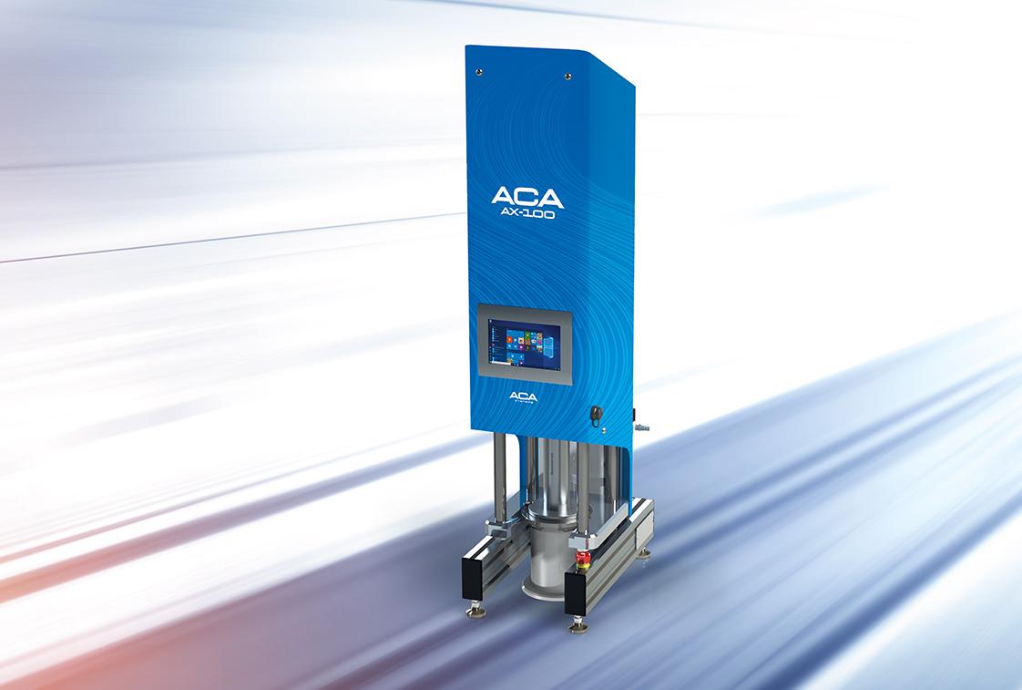 AX-100 ultra-high capillary viscometer